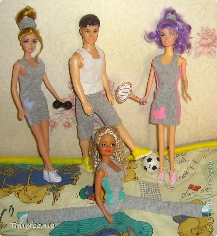 Как Сделать Одежду Для Куклы