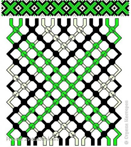 Украшение Плетение Фенечки