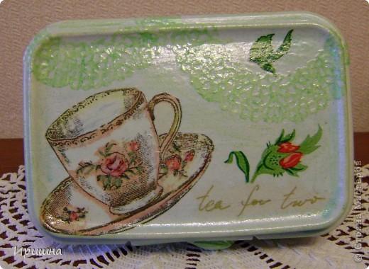 Еще одна чайница фото 2