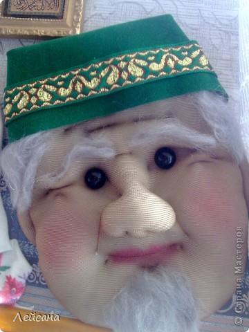 Дедушки прямо почти одинаковыми получились, хотя с одними утяжками лица кукол всегда разными выходят фото 7