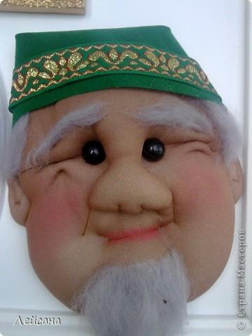 Дедушки прямо почти одинаковыми получились, хотя с одними утяжками лица кукол всегда разными выходят фото 1
