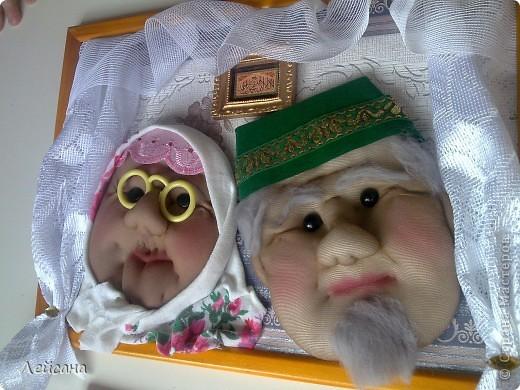Дедушки прямо почти одинаковыми получились, хотя с одними утяжками лица кукол всегда разными выходят фото 6