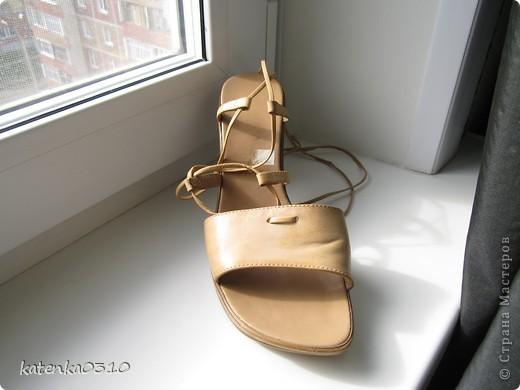 украшаем туфли фото 2