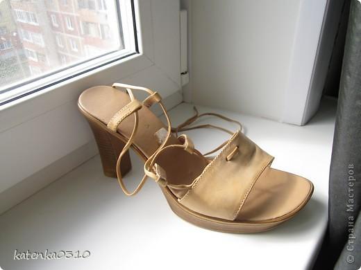 украшаем туфли фото 3