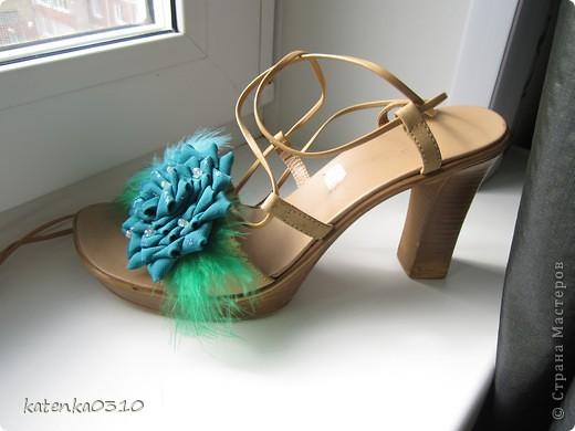 украшаем туфли фото 5