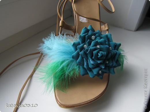 украшаем туфли фото 6