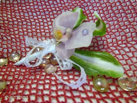 Вот такие три орхидеи я предлагаю сегодня слепить. фото 10