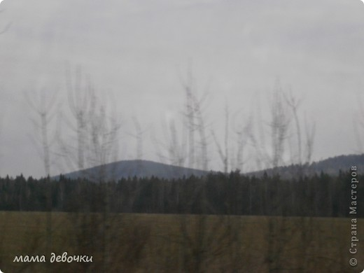 Дорогие мастерицы приглашаю совершить с нами путешествие по нескольким из красивейших мест Урала, 7 мая поздно вечером мы вдруг с мужем решили прокатиться, да никуда нибудь рядом, а  аж за 200 км, что бы посмотреть Оленей, отправляемся мы на родину Мамина - Сибиряка п. Висим, а по пути заезжали посмотреть красивые места. Ну что начнем наше путешествии..... Это наша первоя остановка в г. Невьянск, пошли смотреть падающую башню. фото 22
