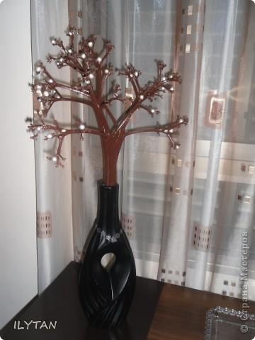 Декорирование  стакана  для  кисточек фото 3