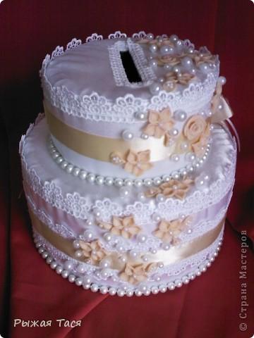 Доброго времени суток мастерицы))) представляю вашему обзору свой первый свадебный набор, идею подсмотрела у Ирины И.)))))  фото 7