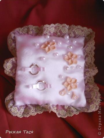 Доброго времени суток мастерицы))) представляю вашему обзору свой первый свадебный набор, идею подсмотрела у Ирины И.)))))  фото 10