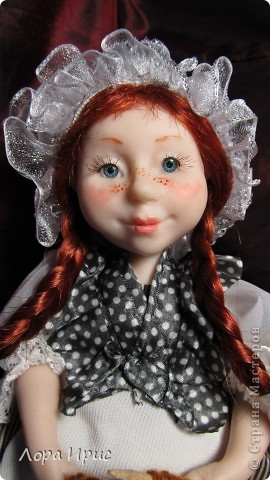 Дорогие,  мастерицы. Хочу представить вам мою новую куколку. Долго не могла ничего сотворить, не было времени. И вот ура, праздничные выходные, и появилась возможность заняться делом. фото 2