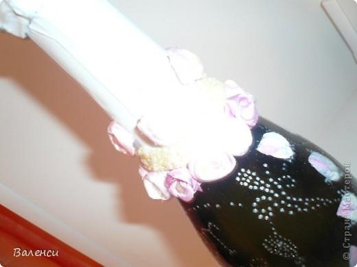 Этот наборчик я сделала тете на жемчужную свадьбу.Долго думала как бы так сделать, чтобы не было сильно вычурно, но и в то же время красиво...Ну и после дооолгих раздумий вышло это. фото 6