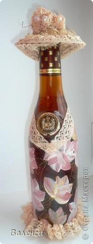 """Эта бутылочка предназначается коллеге в подрок солидного , а мне больше нравиться выражение """"коньячного"""" возраста... фото 1"""