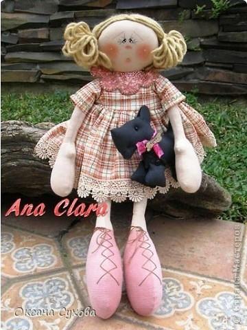 Кукла Капа фото 7