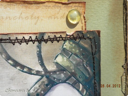 Добрый денёчек, всем жителям СМ! Выставляю сегодня подборку мужских открыток. Делала их ещё зимой, вот только собралась показать.  фото 10