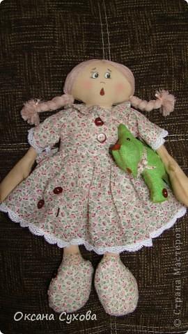 Кукла Капа фото 1