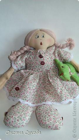 Кукла Капа фото 2