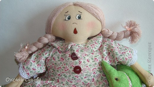 Кукла Капа фото 3