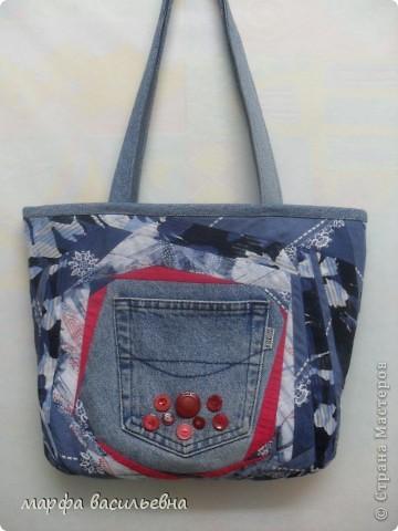 """Летом люблю носить сумки из ткани, сшитые своими руками.Когда осталась без работы ,появилось много времени и вот """"наваляла"""" фото 1"""