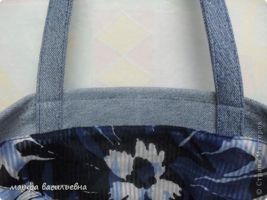 """Летом люблю носить сумки из ткани, сшитые своими руками.Когда осталась без работы ,появилось много времени и вот """"наваляла"""" фото 4"""