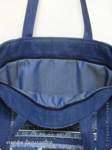"""Летом люблю носить сумки из ткани, сшитые своими руками.Когда осталась без работы ,появилось много времени и вот """"наваляла"""" фото 11"""