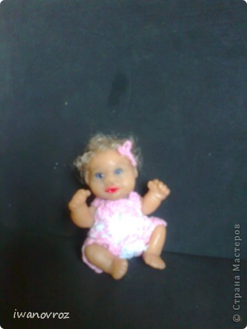 Кукла Юленька. фото 1