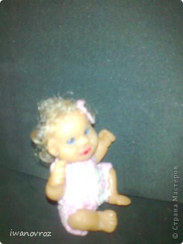 Кукла Юленька. фото 2