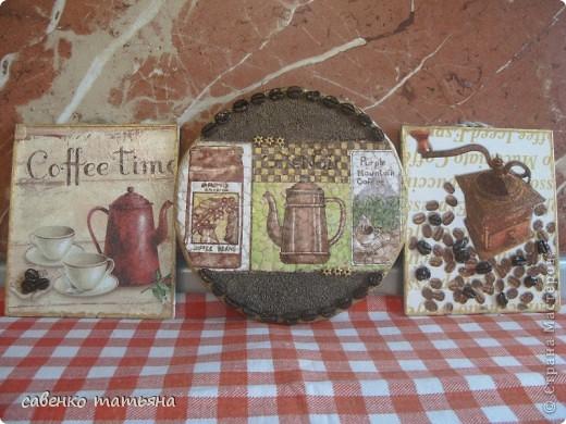 чайное панно на сд дисках с яичным кракле фото 2