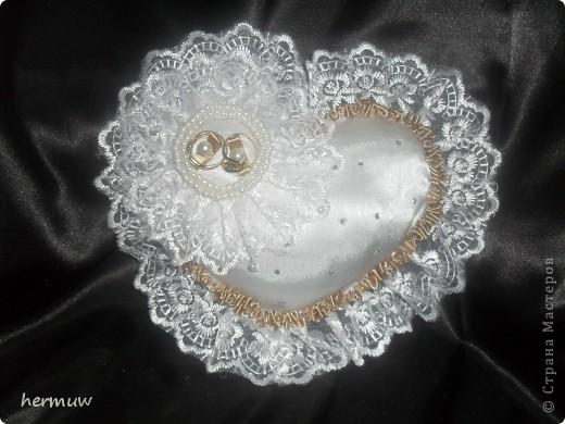 Кольца на свадьбу своими руками мастер класс