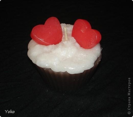 Давно я не появлялась и пришла с новыми свечами: давно хотела сделать пироженки. И как всегда фотоотчет по ходу работы. Начнем фото 10