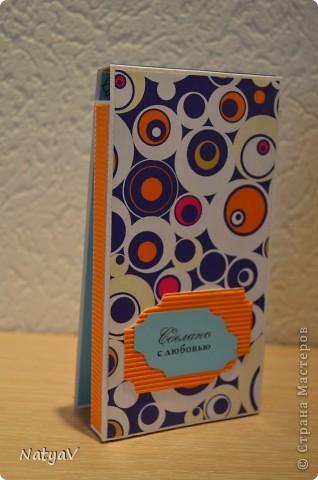 Вот продолжение моих шоколадниц...сделалась на День Рождения преподавателя сына...мы ходим на занятия после садика...общеразвивающие...))) надеюсь понравится... фото 7