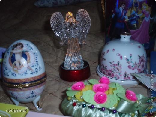 вот такую я пошила бабочку,вообще их было две,но вторую подарила не успела сфотать фото 7