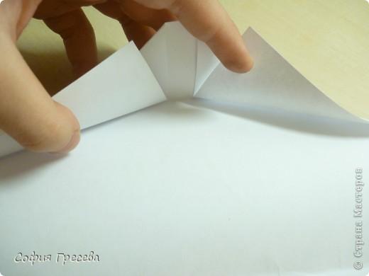 Такая открытка  делается за 5 минут. В этом мк я делала из обычного белого листа просто на показ , но если вы делаете её в подарок то лучше сделать из цветной бумаги. фото 19