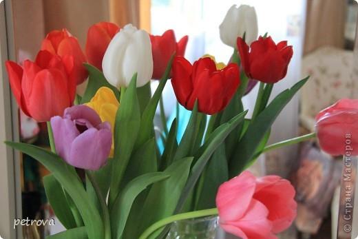Сегодня народ Украины отмечает День матери.  Этот праздник набирает обороты, как в России, так и в Украине. В России мамин день  празднуют ежегодно в последнее воскресенье ноября, в 2012 году  - 11 ноября. В Украине — второе воскресенье мая. Все цветы мира - у Ваших ног, дорогие наши!  фото 2