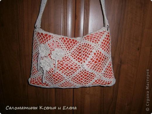 Преобразила сумочку. фото 4