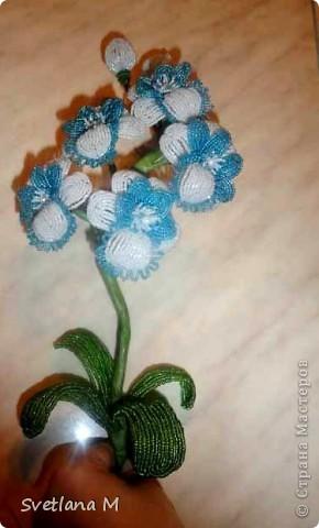 """Наконец закончила орхидею!!!Насмотрелась в нашей стране орхидей и решилась!!!Вдохновила меня работа Евгении""""Мысли"""",ее ирисы,начала делать ирисы и передумала,цвет неподходящий бисера и решилась на орхидею!!Вот что получилось.Я результатом очень довольна!!!Спасибо Евгении за вдохновение!!!Выставляю на Ваш суд !!! фото 15"""
