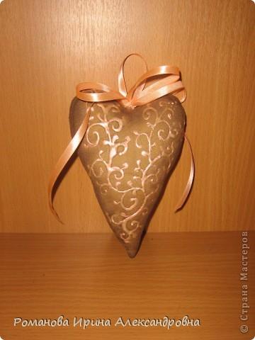Кофейное сердечко фото 2