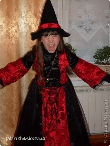 Вот такая ведьмочка получилась фото 3