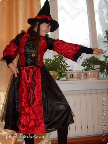 Вот такая ведьмочка получилась фото 2