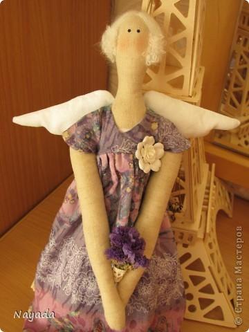 Лавандовый ангел фото 3