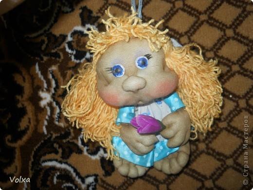 Мои первые куклы фото 3