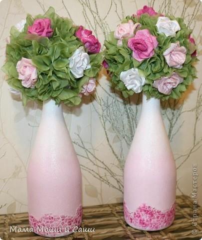 Свадебный декор для сестренки. фото 2