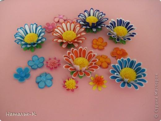 Приглашаю всех,(кому интересно) в мою рабочую ,,кухню,, Предлагаю вам рецепт ,,Цветы из дырокольных цветов,, фото 1