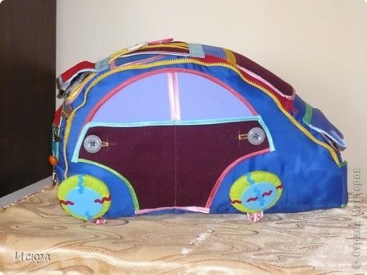 """Спустя три года """"родилась"""" ещё одна развивающая игрушка (по просьбе детского сада) фото 3"""