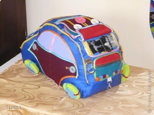 """Спустя три года """"родилась"""" ещё одна развивающая игрушка (по просьбе детского сада) фото 2"""
