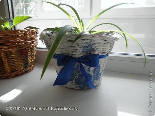 кашпо для цветов...... фото 1