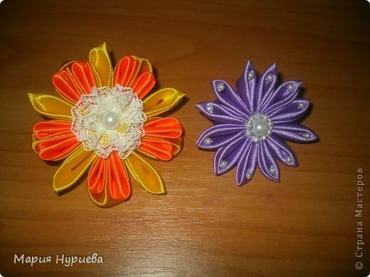 Резиночки-цветочки... фото 4