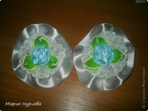 Резиночки-цветочки... фото 2