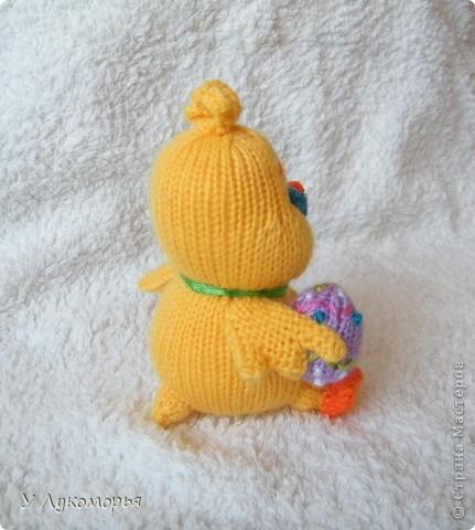 Цыплятки. Пасхальные игрушки-сувениры. фото 3